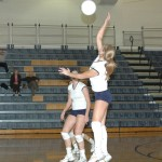 quick volleyball drills,