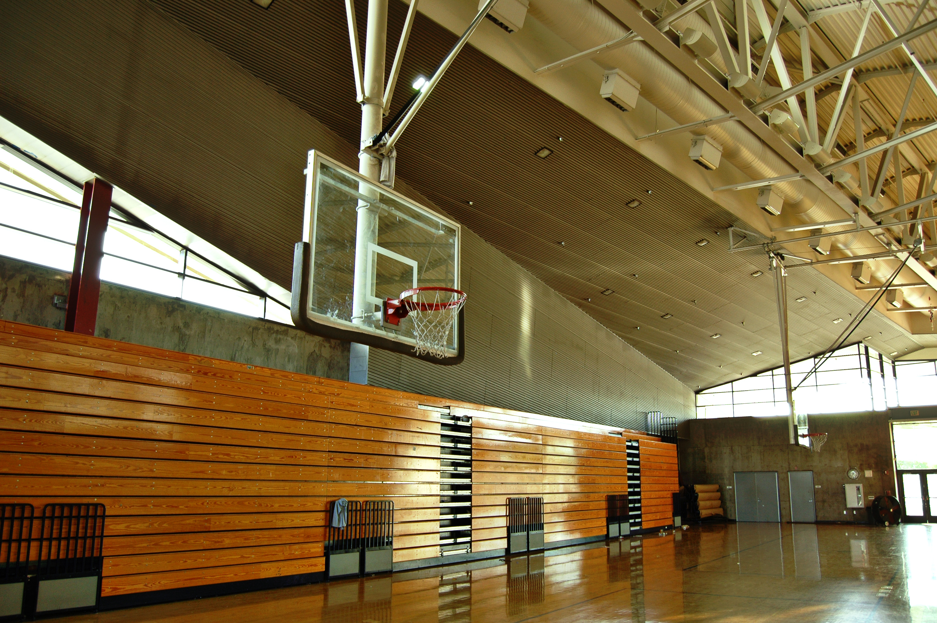 Basketball dribbling drills college athletic scholarship for How much is it to build a basketball gym
